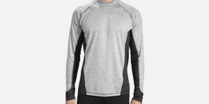 BROOKS MEN'S DASH LONG SLEEVE