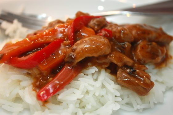 Recipe of the Week: Crock Pot Pepper Steak