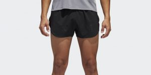 ADIDAS MEN'S SUPERNOVA SPLIT SHORTS
