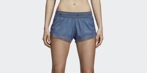 ADIDAS WOMEN'S RUN ADIZERO SHORTS BY STELLA MCCARTNEY