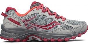 SAUCONY WOMEN'S EXCURSION TR11 WIDE TRAIL SHOES