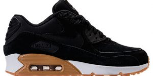 NIKE AIR MAX 90 SE RUNNING SHOES- WOMEN'S