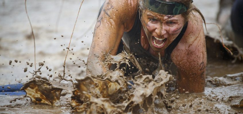 The Tough Mudder: The Ultimate Obstacle Course
